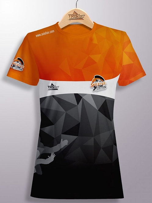 Skydive Bovec Atlethic T-Shirt