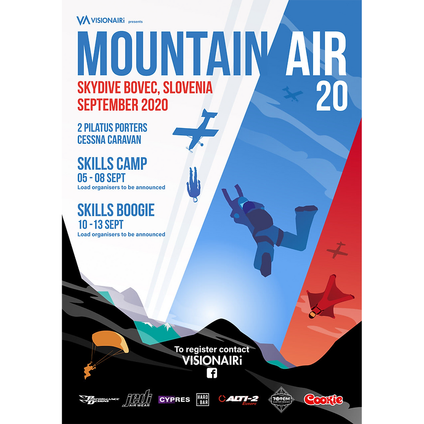 MountainAir 20 by VISIONAIRi