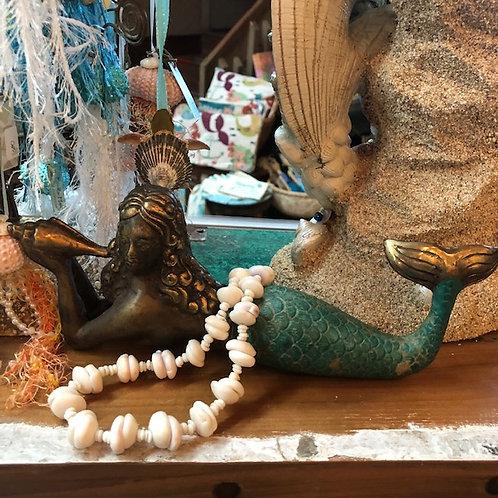Bronze Mermaid