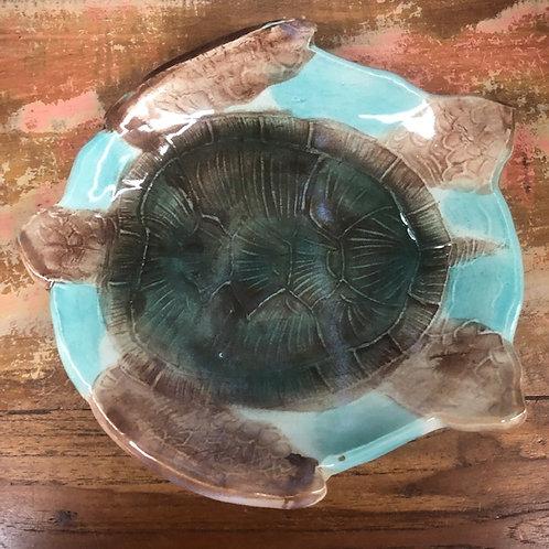 Ceramic Turtle Soap Dish