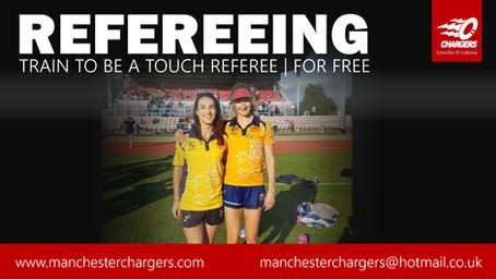 Referee Training | Free to Members