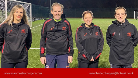 Manchester Chargers Committee 2020/2021