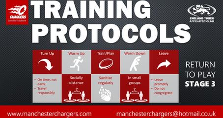 Training Protocols | Training/Play - STAGE 3