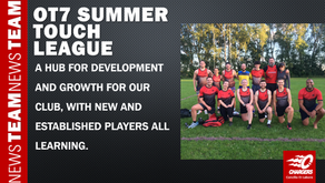 OT7 SUMMER TOUCH LEAGUE - A HUB FOR DEVELOPMENT AND GROWTH
