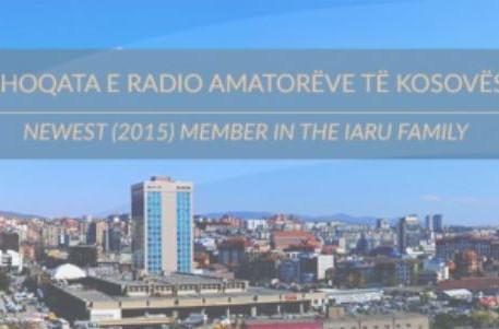 ARRL virallinen tiedote  - Z6 Kosovo DXCC #340