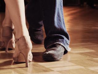 Wir tanzen Tango am ...