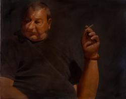 La cigarette