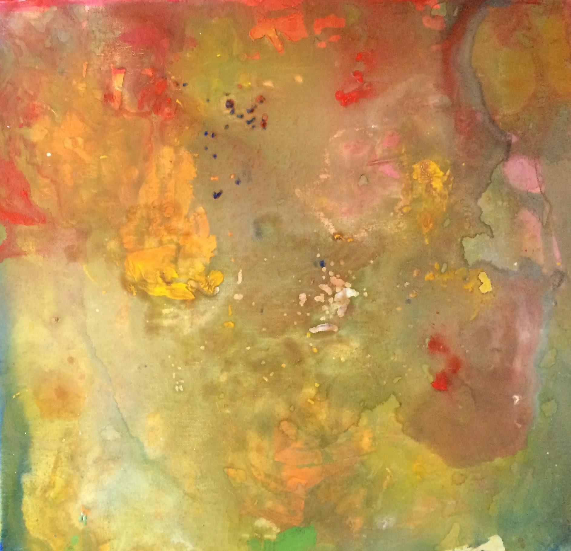 chaleurs intimes 2017 -40 x 40 cm