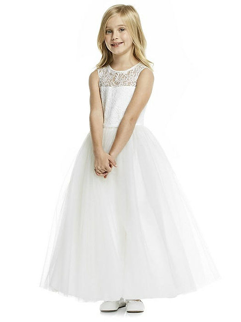 デザイナーズドレス FL4052 フラワーガールドレス