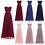 Thumbnail: S103 ベアトップドレス くすみピンク