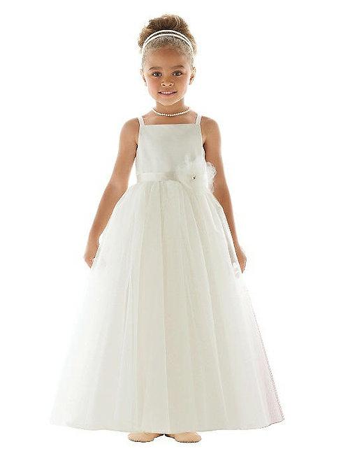 デザイナーズドレス FL4020 フラワーガールドレス 2色