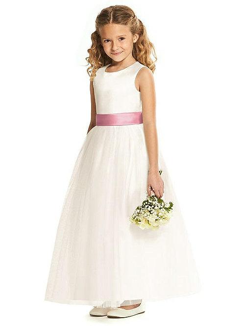 デザイナーズドレス FL4002 フラワーガールドレス 59色