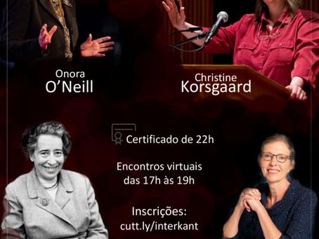 Ciclo de Debates: Filósofas Kantianas