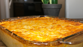 Simple and Affordable Southern Baked Mac & Cheese   Beginner Friendly