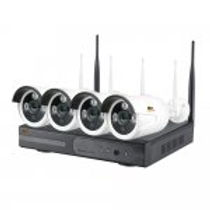 Outdoor Wireless Kit 2MP 4xIP v1.1 - Ins