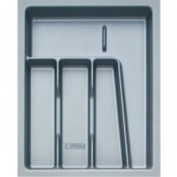 A-07-PLastic Grey Cutlery Divider