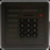 HID®_Proximity_ProxPro®_with_Keypad_5355