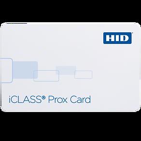 HID iclass proxcard