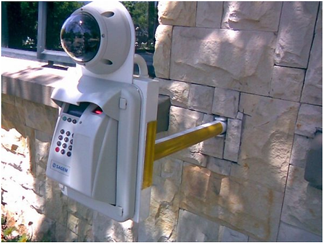 CCTV and Access Control Accessories and Covers