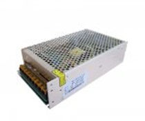 PPS-12V 10A - Power supply, metal case.