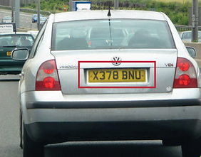 Automatic Number Plate Recognition (ANPR