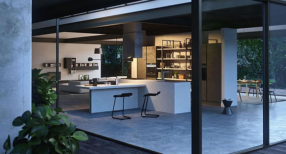 Eko Kitchen Design in South Africa Minimalist and Beautiful