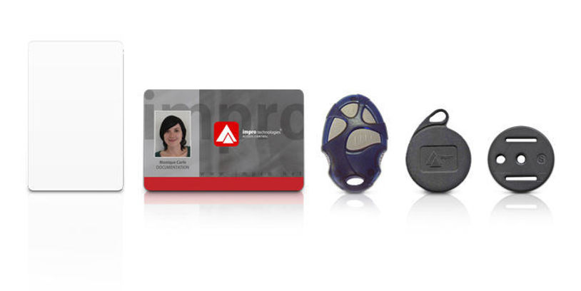 access control cards and tags