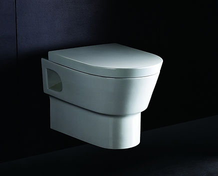 Ceramic Bathroom Toilets and Cabinet in South Africa