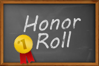 Honor Roll/Dean's List Recognitions