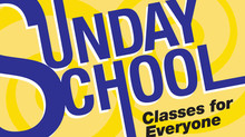 Join Sunday School