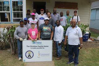 Habitat House Renovation 2018