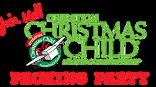 Operation Christmas Child Shoeboxes!