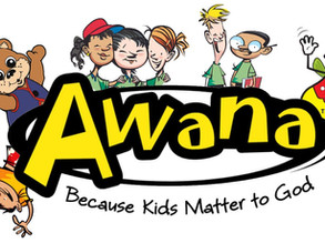 AWANA Registration