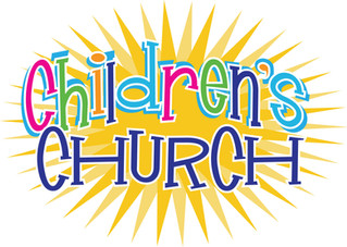 Children's Church Participants
