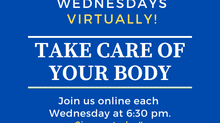 Sign up for Wellness Wednesdays