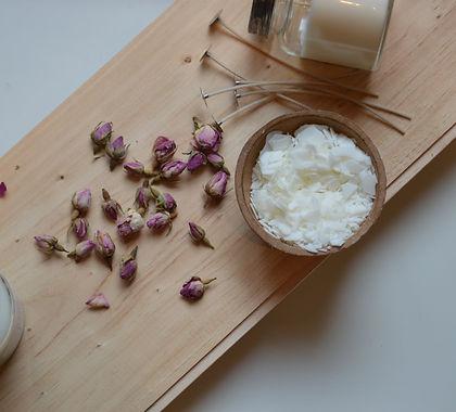 cire de soja