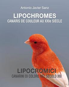 portada LIBRO LIPOCROMOS  frances-italia