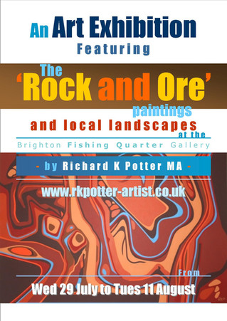 The 'Rock and Ore' Exhibition, Brighton