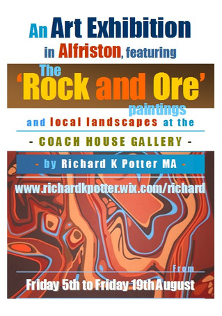 'Rock and Ore' in Alfriston