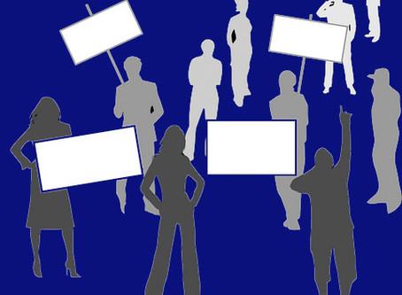 Como uma marca deve se posicionar diante de protestos