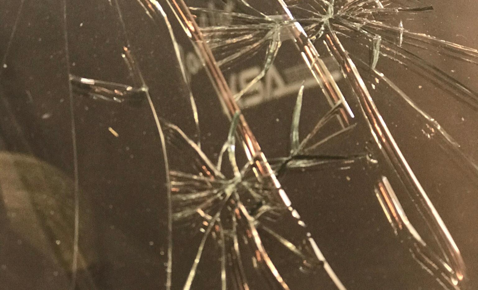 Autoglas-Reparatur
