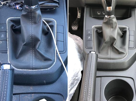 Professionelle Fahrzeugpflege