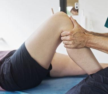 tratamiento rodilla fisioterapia