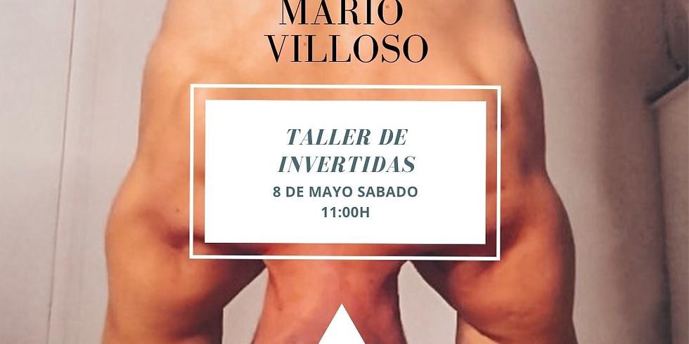 TALLER DE INVERTIDAS con Mario Villoso