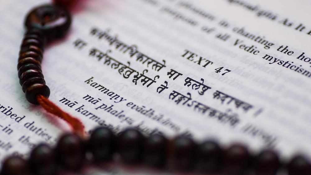 yoga patanjali sanscrito vedas