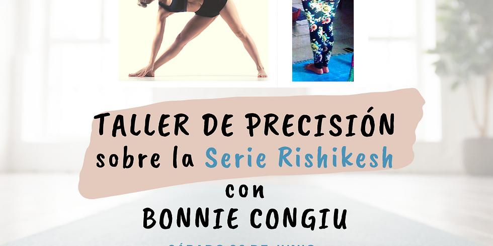 Taller de Precisión con Bonnie Congiu