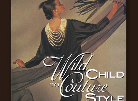 Wild Child To Couture Style Memoir