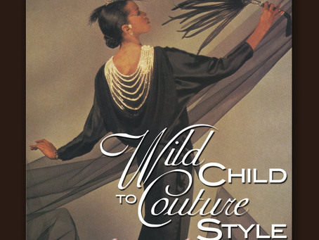Wild Child To Couture Style Memoir