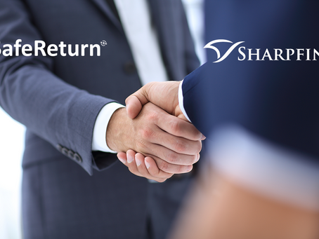 Safe Return Asset Management Selects Sharpfin to Digitalize Operations