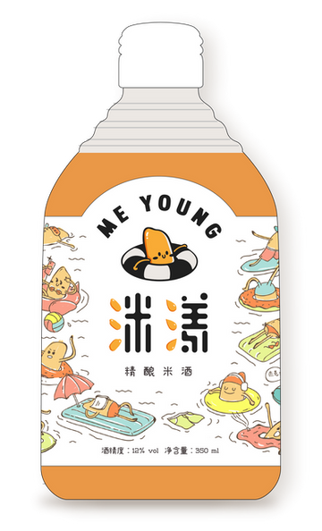 Me Young 洣漾 · 精酿米酒